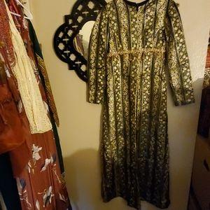 Vintage Embellished Gown